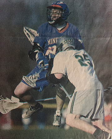 High School Lacrosse 2003